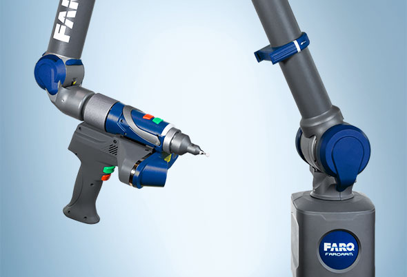 FARO ScanArm Technology