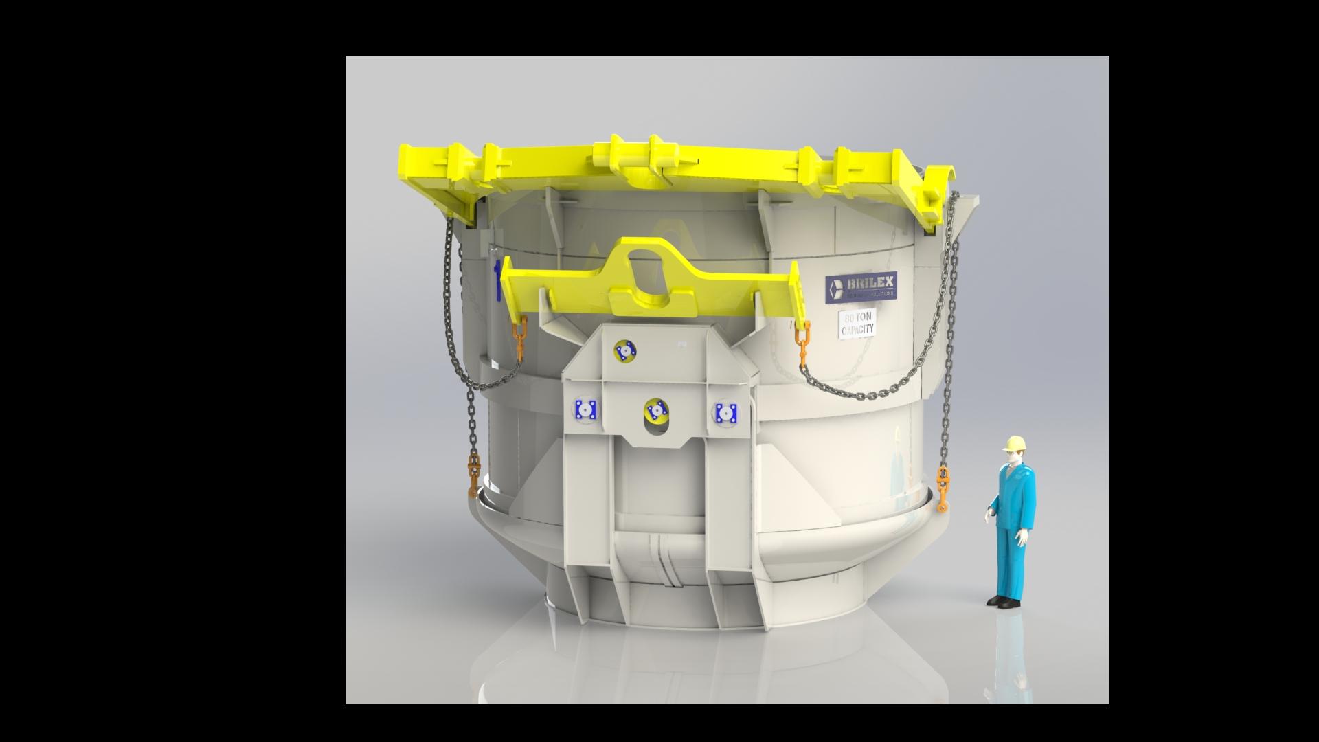 Charging Bucket